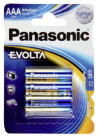 60x4 Panasonic Evolta LR 03