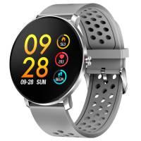 Denver SW-171GREY Smartwatch Silber IPS 3,3 cm (1.3 Zoll)