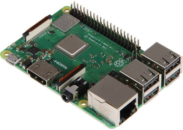 Raspberry pi 3 model b quadcore cpu 1gb ram wlan bt von