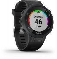Garmin Forerunner 45 Schwarz Silikon-Armband 20mm