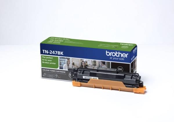 Brother toner tn 247bk schwarz ca. 3000 seiten von brother